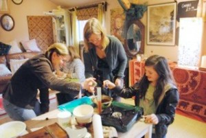 Little World Herb Workshops in Kent and East Sussex.